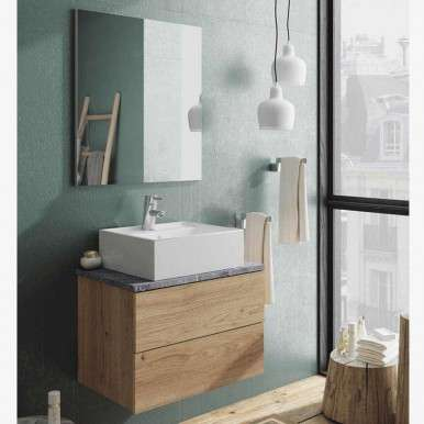 Mueble baño moderno Marble...