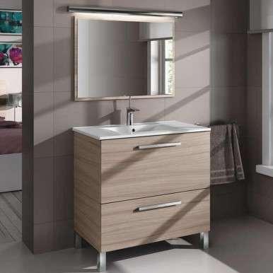 Mueble de baño puerta +...