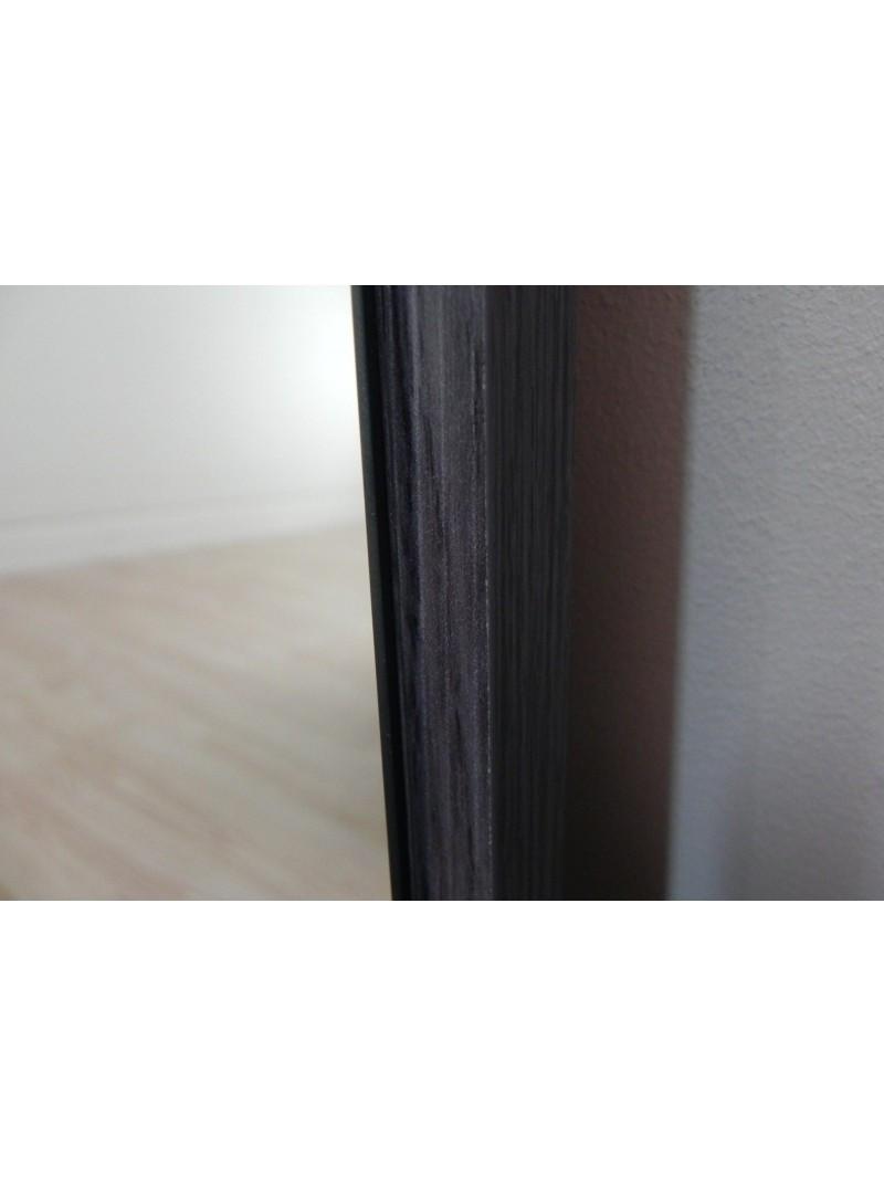 Espejo rectangular ceniza