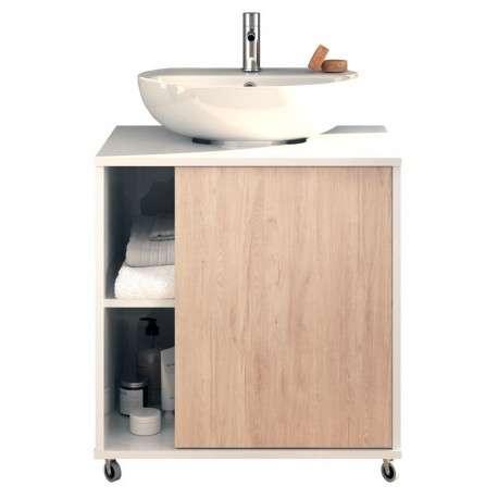 Mueble baño para lavabo pedestal Sinna