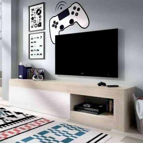 Mueble TV grande Lebos salón