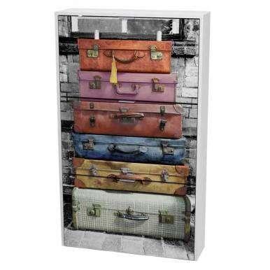 Zapatero 3 puertas Suitcase...