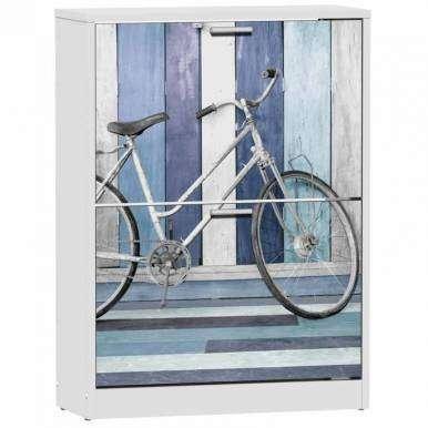 Zapatero 2 puertas Bicycle...