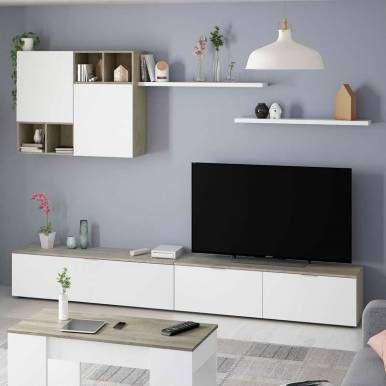 Mueble salón modular Evo...