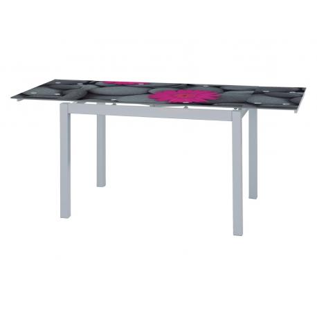Mesa de cocina extensible 814291