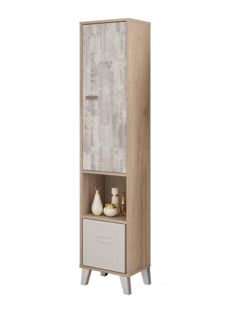 Columna de baño estilo nórdica