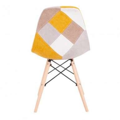 Silla Karen patchwork 47 x...