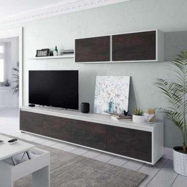 Mueble salón modular TV...