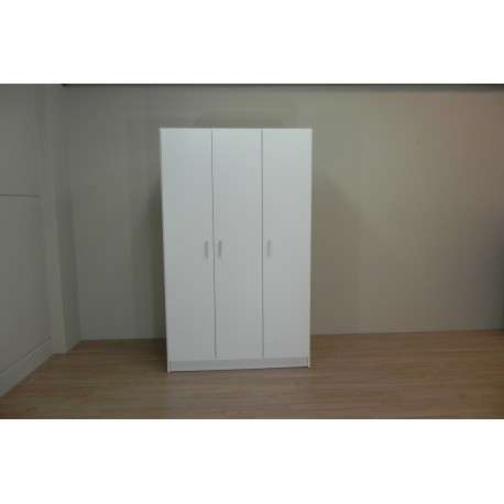 Armario multiuso 3 puertas