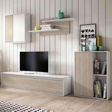Mueble salón estilo...